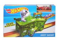 Hot Wheels - Ghost Garage Playset