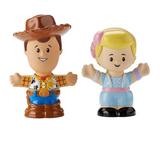 Little People - Toy Story 4 - Woody & Bo Peep