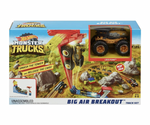 Hot Wheels - Monster Trucks - Big Air Breakout