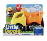 Fisher Price - Little People - Dump Truck