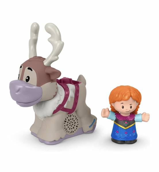 Fisher Price - Little People - Disney Frozen - Anna & Sven