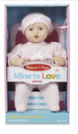 "Melssa and Doug - Mine to Love - 12"" Jenna Doll"