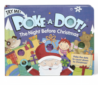 Melissa and Doug - Poke-A-Dot - The Night Before Christmas