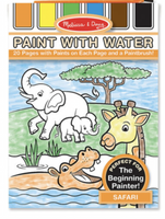 Melissa and Doug - Paint with Water - Safari