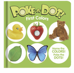 Melissa and Doug - Poke-a-Dot - First Colors