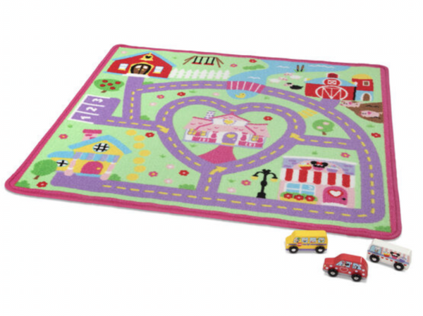 Melissa and Doug - Disney - Minnie Activity Rug