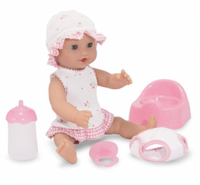 Melissa and Doug - Mine to Love - Annie Drink and Wet Doll