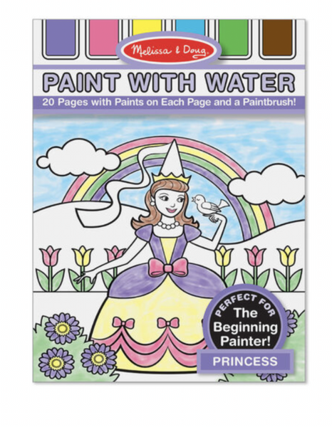 Melissa and Doug - Paint with Water - Princess