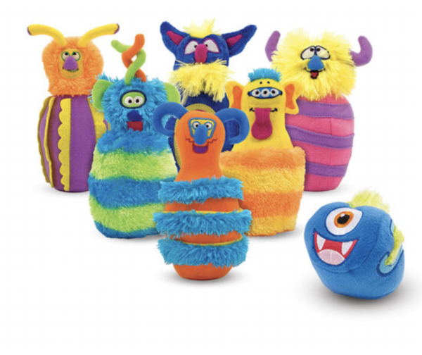 Melissa and Doug - Monster Bowling