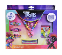 Trolls World Tour - 15 Piece Accessory Set
