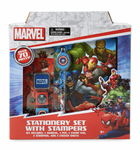 Marvel - Stationary Set With Stampers