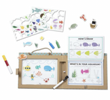 Melissa and Doug - Play Draw Create - Ocean