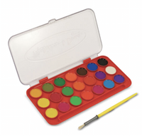 Melissa and Doug - Washable Delux Water Color Set