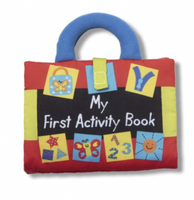 Melissa and Doug - K's Kids - My First Activity Book