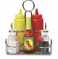 Melissa and Doug - Let's Play House - Condiment Set