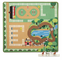 Melissa and Doug - Round the Ranch Horse Rug