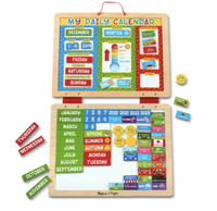 Melissa and Doug - My Magnetic Daily Calendar