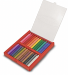 Melissa and Doug - 24 Triangular Crayons