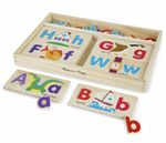 Melissa and Doug - ABC Picture Boards