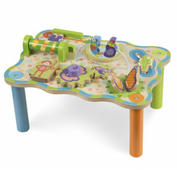 Melissa and Doug - First Play - Jungke Activity Table
