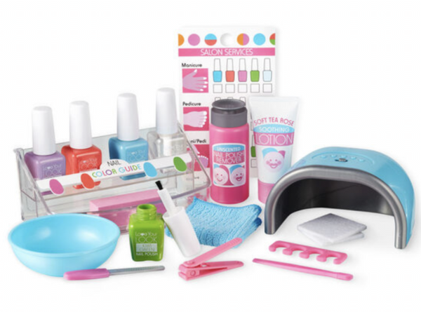Melissa and Doug - Love Your Look - Nail Care Play Set