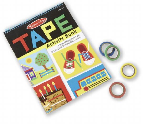 Melissa and Doug - Tape Activity Book