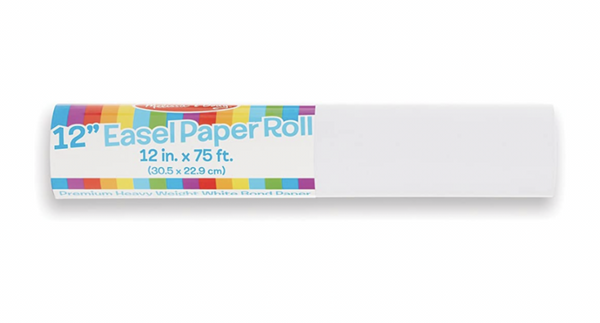 Melissa and Doug - 12' Easel Peper Roll