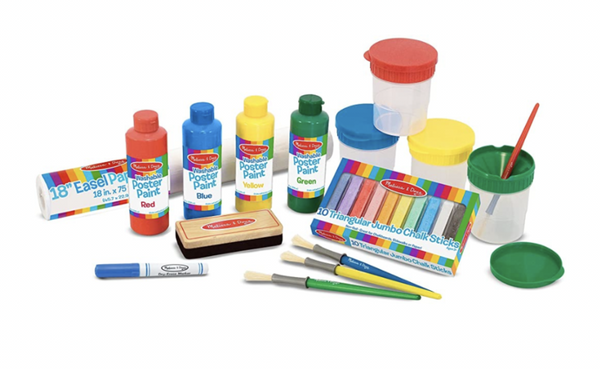 Melissa and Doug - Easel Accessory Set