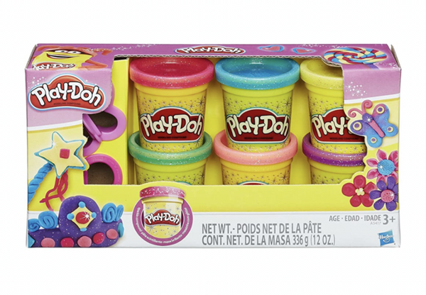 Play-Doh - Sparkle Compound Collection