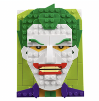 Lego- Brick Sketches- The Joker