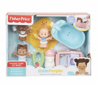 Fisher-Price - Little People - Splash & Change Bundle