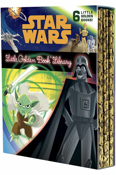 Little Golden Books - Star Wars 6pk.