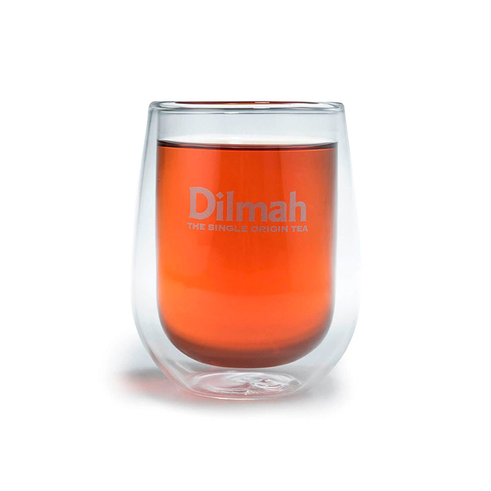 Vaso doble vidrio Lumiere Dilmah 220 ml