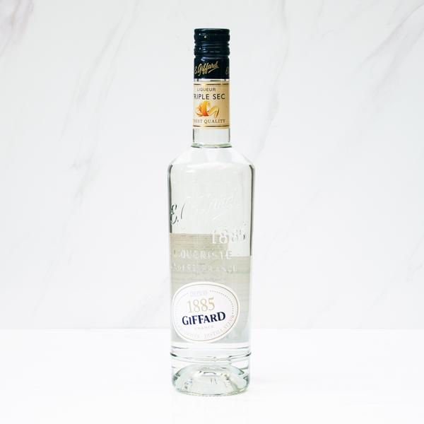 6 botellas Licor Triple Sec Giffard 700 cc c/u