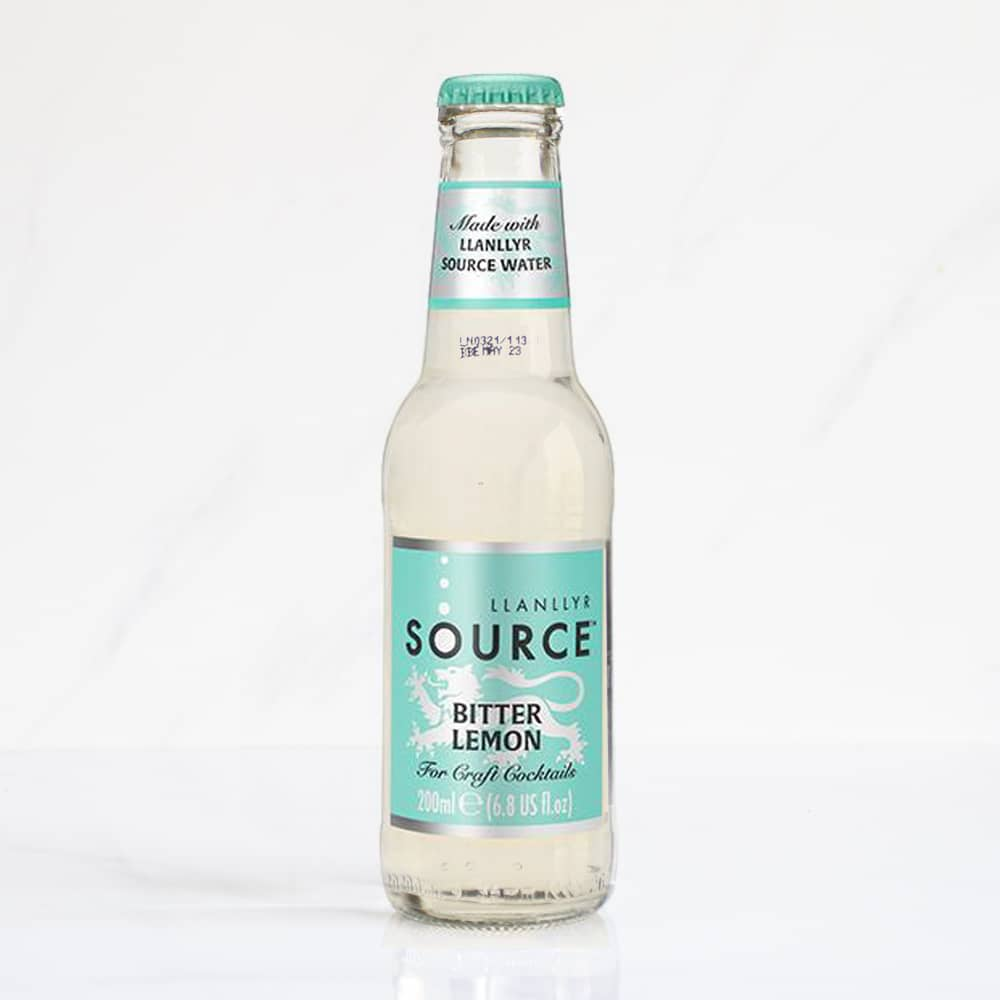 2 Mixer bitter Lemon Source 200 ml c/u