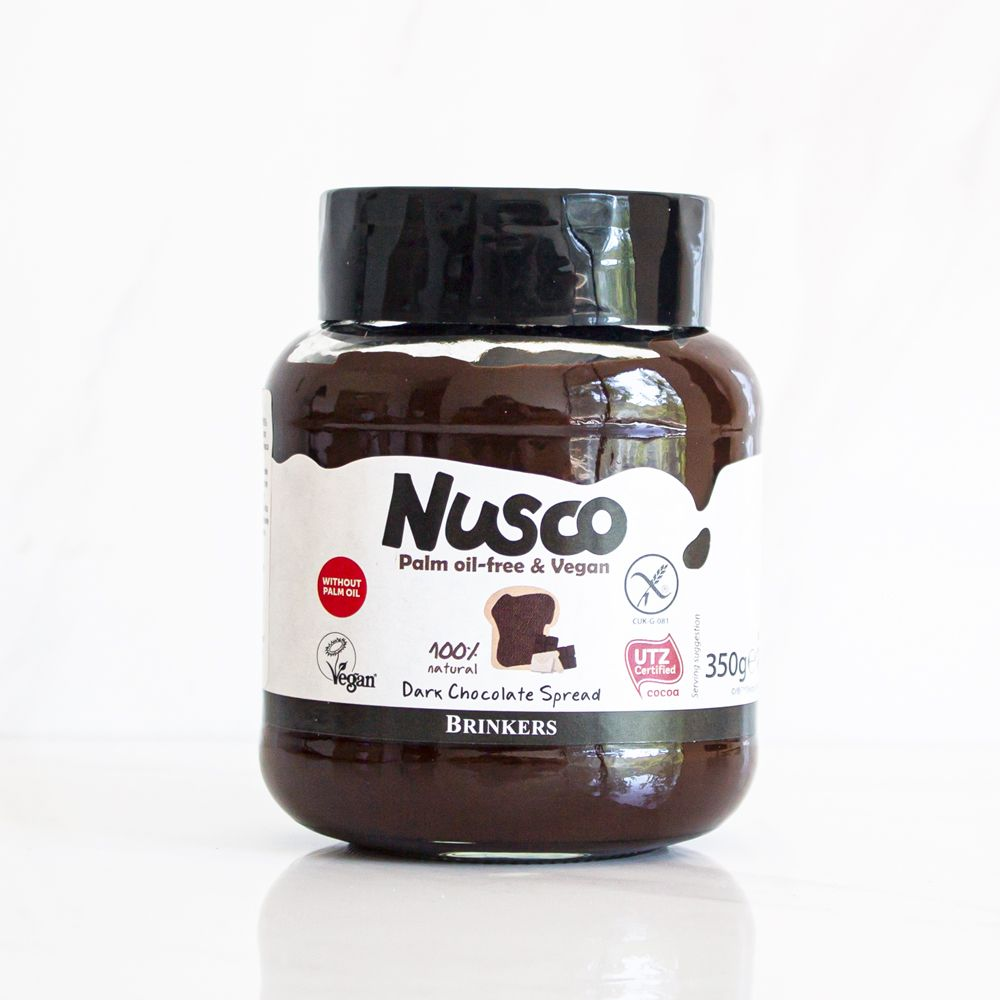 Crema de Chocolate Dark Nusco 350 gr