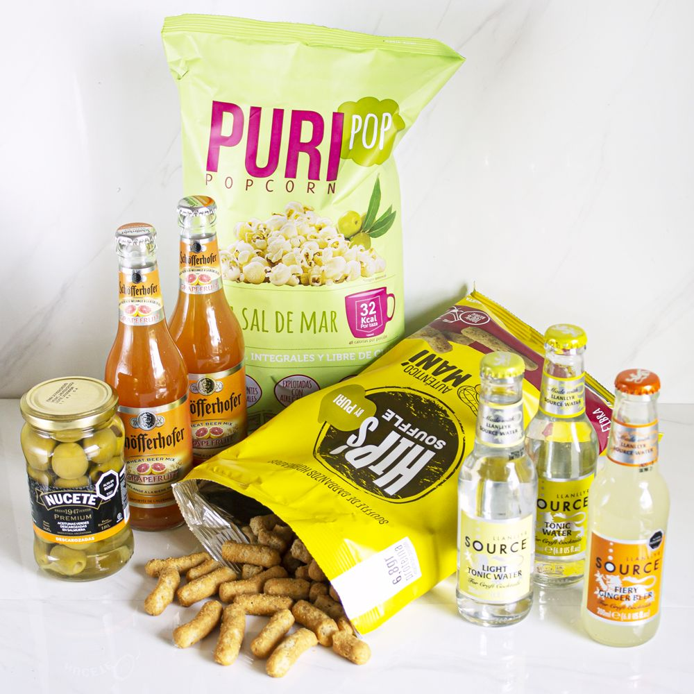Pack Aperitivo Natural II