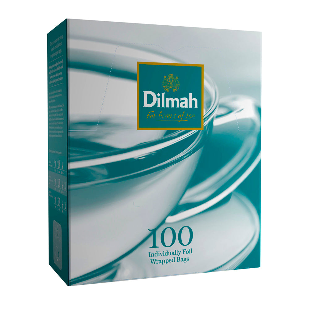 Té negro english breakfast Dilmah 100 bolsas