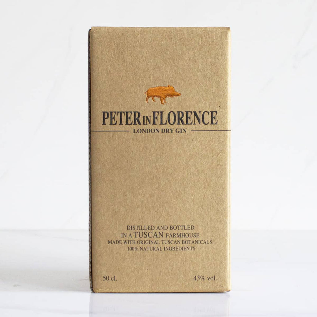 2 Gin Peter in Florence London Dry 500 ml c/u