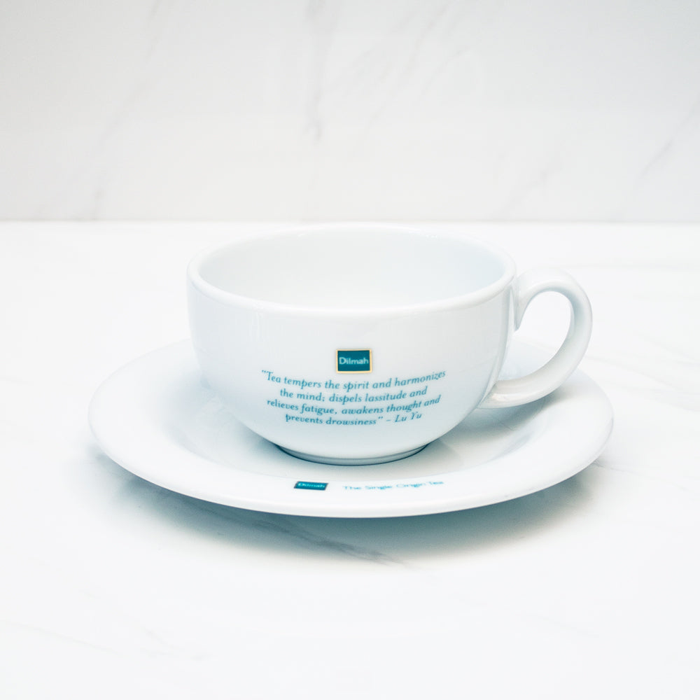Taza porcelana fina Queensberry 240 ml