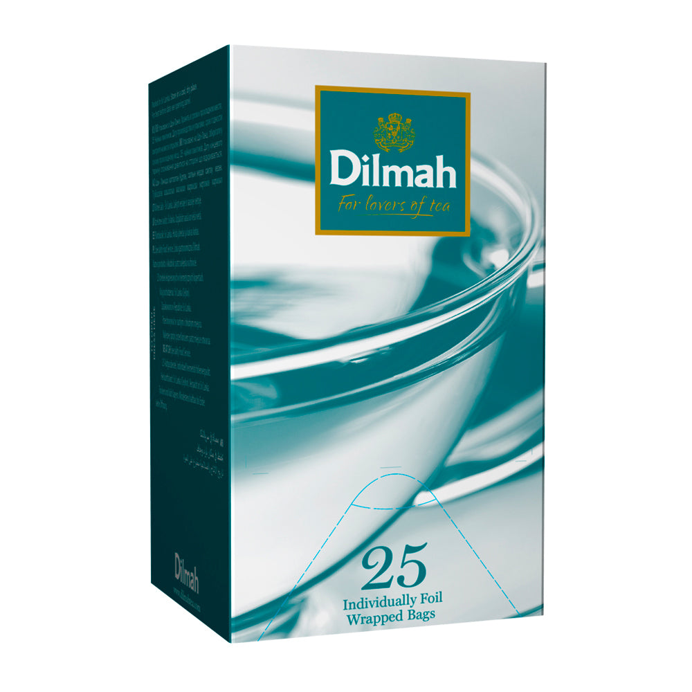 Té negro english breakfast Dilmah 25 bolsas