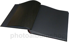 Glorious Leather large photo album with deluxe box