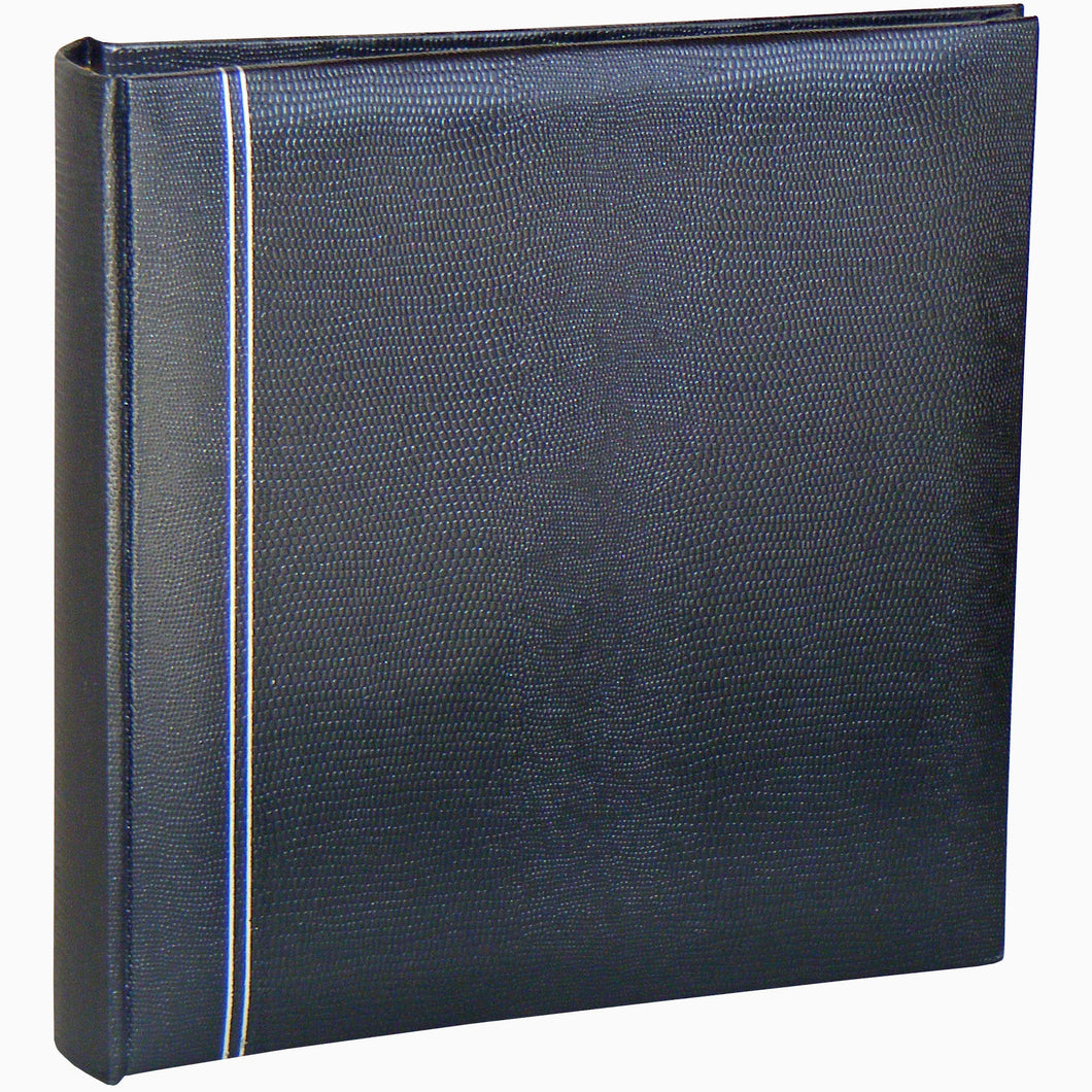 Zanzibar 3707G7BL black 6x4 slip-in 200 photo albums from The Photo Album Shop