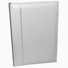 Detailed cover image of Zanzibar 3708G8C 6x4 slip-in 300 white photo albums from The Photo Album Shop