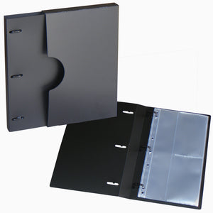 Albox Disc Album for archival cd dvd storage from The Photo Album Shop