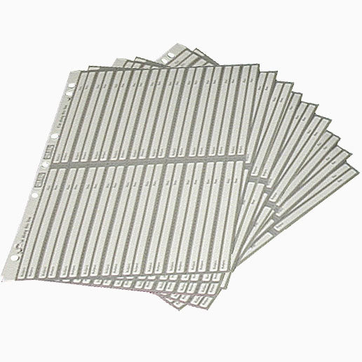 Albox archival memo tab strips (200)