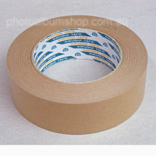 High quality Kikusui framers tape brown paper 1½ inch from The Photo Album Shop