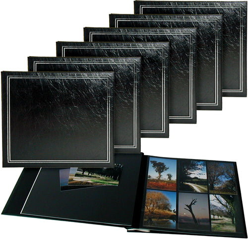 BULK PACK of 6 x NCL Super Jumbo photo albums 62776