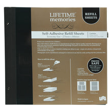 NCL Economy refills 62780, black pages
