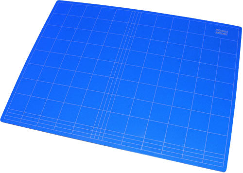 Dahle A2 knife cutting mats, blue